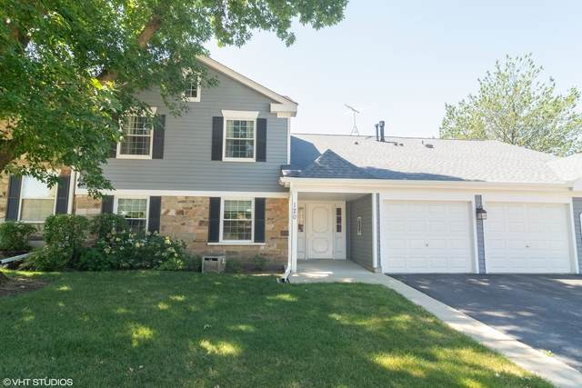 120 Waterbury Lane N2, Schaumburg, IL 60193 (MLS #10818392) :: John Lyons Real Estate