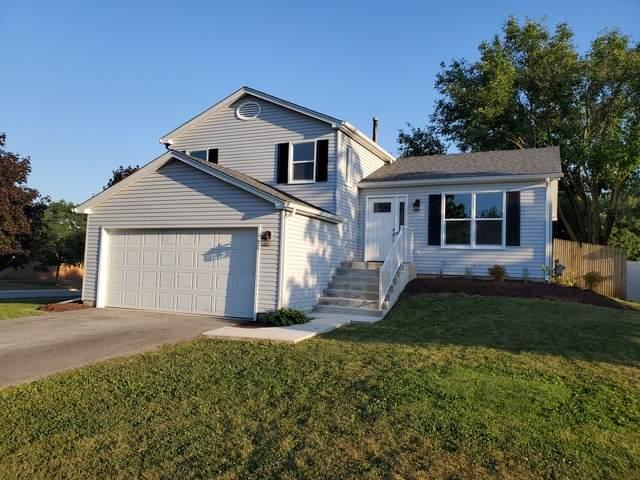 2701 Laurel Court, Woodridge, IL 60517 (MLS #10818476) :: John Lyons Real Estate