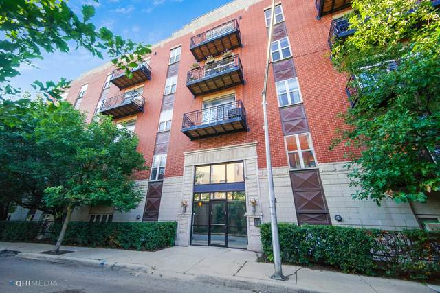 2342 W Bloomingdale Avenue #109, Chicago, IL 60647 (MLS #10818502) :: John Lyons Real Estate
