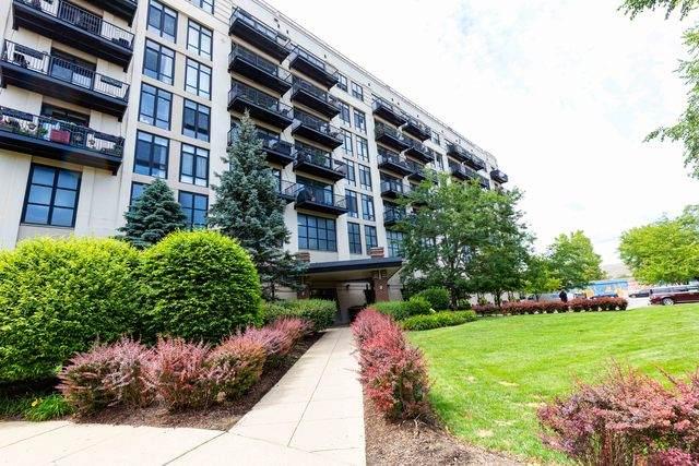 1524 S Sangamon Street #803, Chicago, IL 60608 (MLS #10818683) :: John Lyons Real Estate