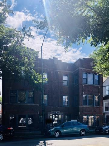 2623 N California Avenue 3N, Chicago, IL 60647 (MLS #10818730) :: John Lyons Real Estate