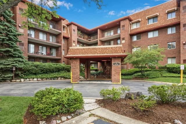101 Old Oak Drive #120, Buffalo Grove, IL 60089 (MLS #10818787) :: John Lyons Real Estate