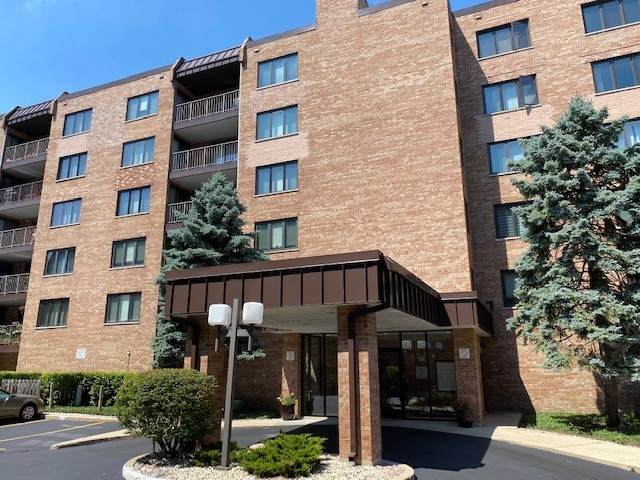 901 Center Street #106, Des Plaines, IL 60016 (MLS #10818897) :: John Lyons Real Estate