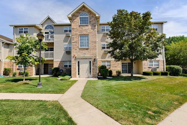 1480 W Spring Brook Court 2A, Round Lake Beach, IL 60073 (MLS #10818902) :: John Lyons Real Estate