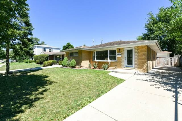 1013 Fortuna Avenue, Park Ridge, IL 60068 (MLS #10818926) :: John Lyons Real Estate