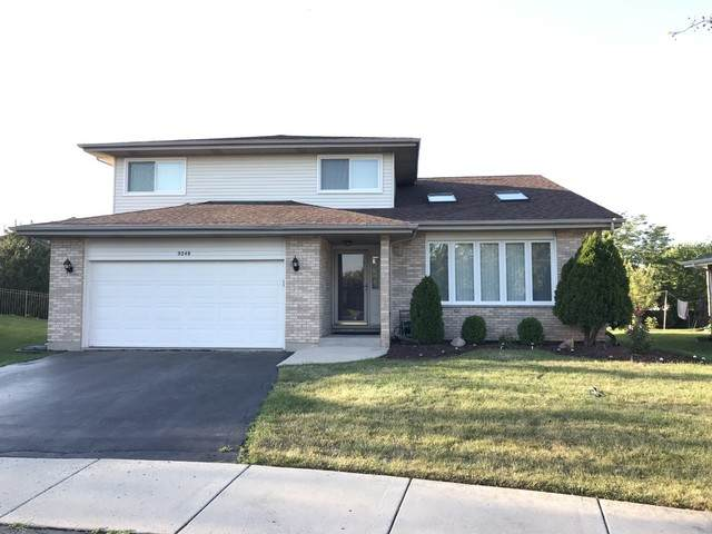 9248 Maplewood Court, Orland Hills, IL 60487 (MLS #10818967) :: John Lyons Real Estate