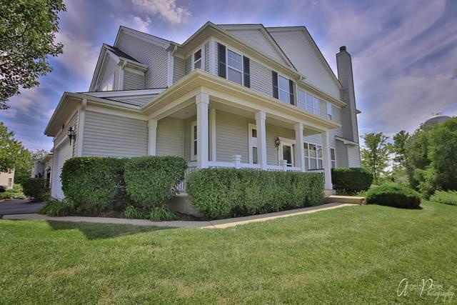 2850 Cattail Court D, Wauconda, IL 60084 (MLS #10818997) :: John Lyons Real Estate