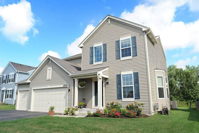2520 Rockport Road, Hampshire, IL 60140 (MLS #10819059) :: Littlefield Group