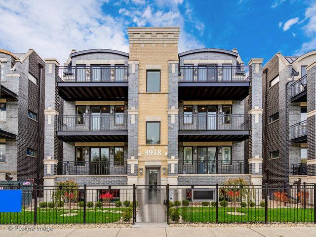 3922 S King Drive 3S, Chicago, IL 60653 (MLS #10819214) :: Lewke Partners