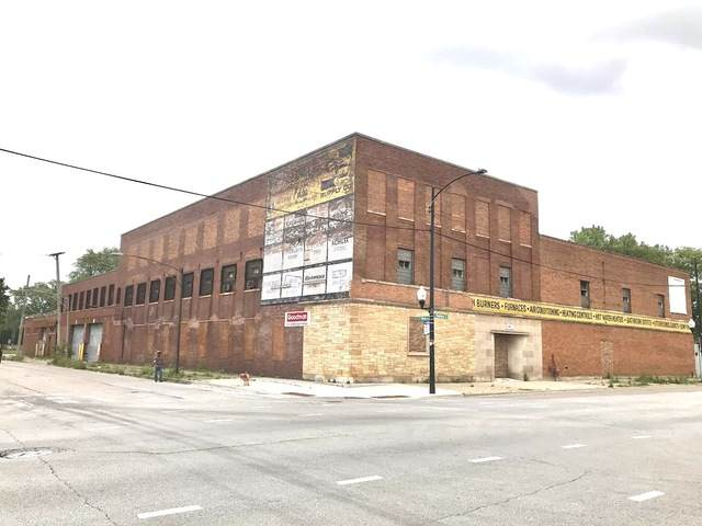 5801 Halsted Street, Chicago, IL 60621 (MLS #10819336) :: Knott's Real Estate Team