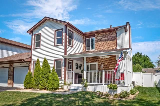 541 Grimes Avenue, Naperville, IL 60565 (MLS #10819343) :: John Lyons Real Estate