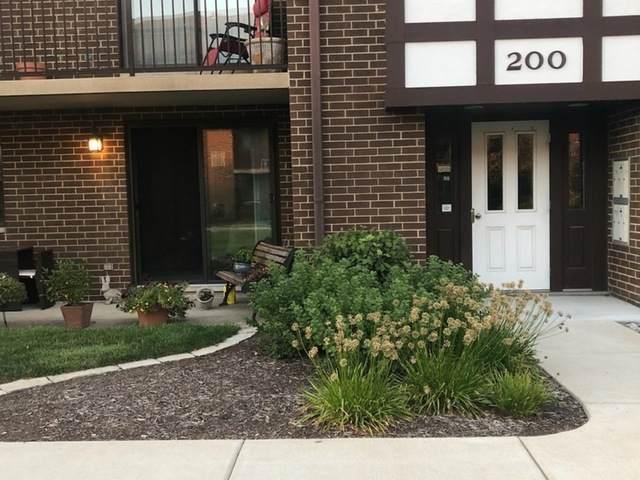 915 N York Street #201, Elmhurst, IL 60126 (MLS #10819484) :: RE/MAX IMPACT