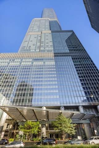 401 N Wabash Avenue 83B, Chicago, IL 60611 (MLS #10819609) :: Helen Oliveri Real Estate