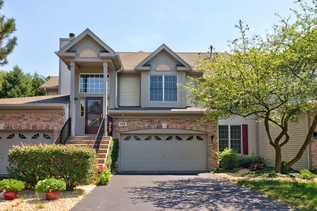 1470 Whitespire Court, Naperville, IL 60565 (MLS #10819814) :: John Lyons Real Estate