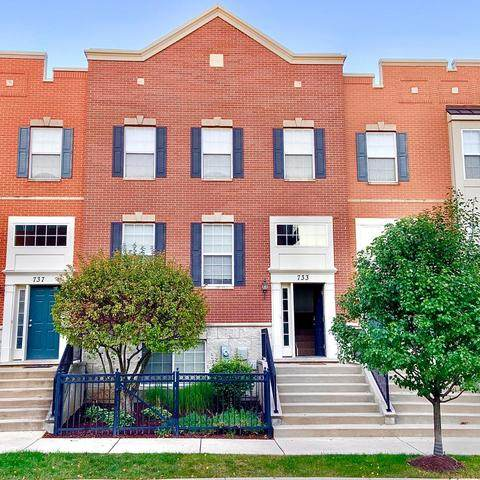 733 Station Boulevard, Aurora, IL 60504 (MLS #10820548) :: John Lyons Real Estate