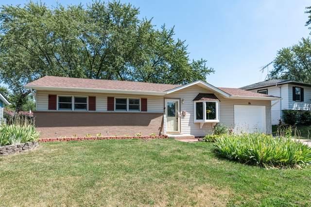 84 Petrie Circle, Streamwood, IL 60107 (MLS #10820628) :: Lewke Partners