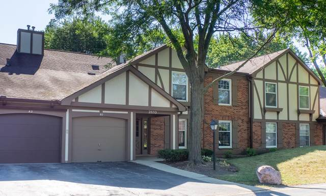 2610 Northampton Drive B1, Rolling Meadows, IL 60008 (MLS #10820634) :: Littlefield Group