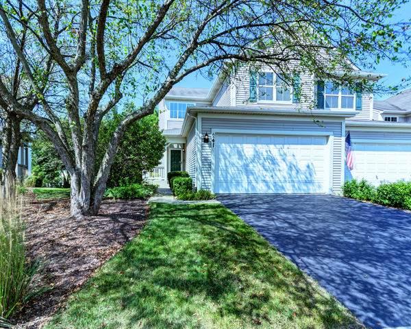 241 Tower Hill Drive, St. Charles, IL 60175 (MLS #10820716) :: John Lyons Real Estate