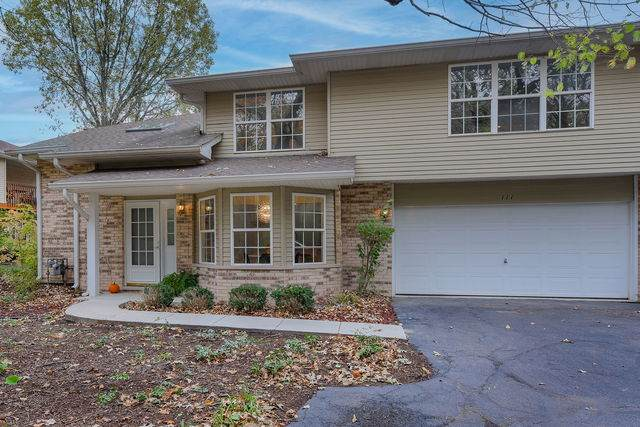 955 Elderberry Circle #111, Naperville, IL 60563 (MLS #10820769) :: Property Consultants Realty