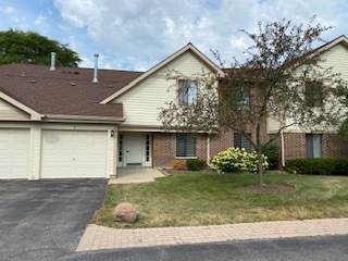 865 E Carriage Lane #3, Palatine, IL 60074 (MLS #10820881) :: John Lyons Real Estate