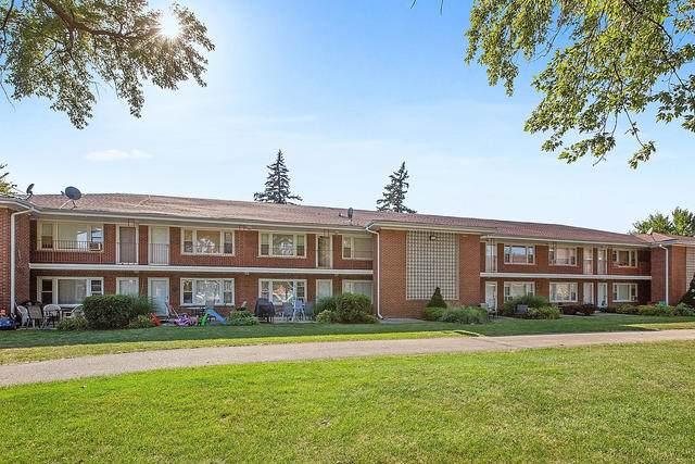 1101 Holiday Lane #17, Des Plaines, IL 60016 (MLS #10821469) :: John Lyons Real Estate