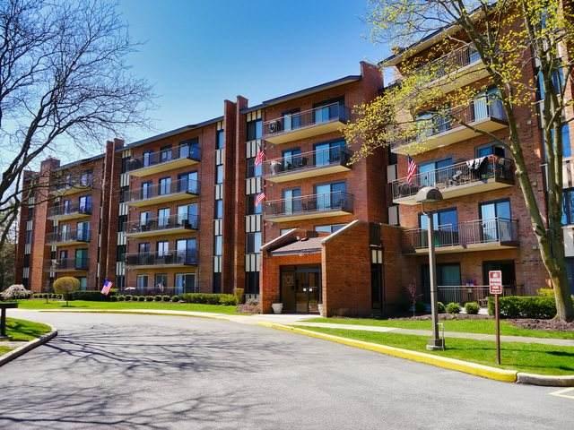 701 Lake Hinsdale Drive #510, Willowbrook, IL 60527 (MLS #10821676) :: John Lyons Real Estate
