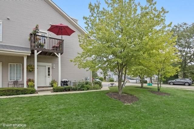 991 Castleshire Drive #991, Woodstock, IL 60098 (MLS #10821999) :: John Lyons Real Estate