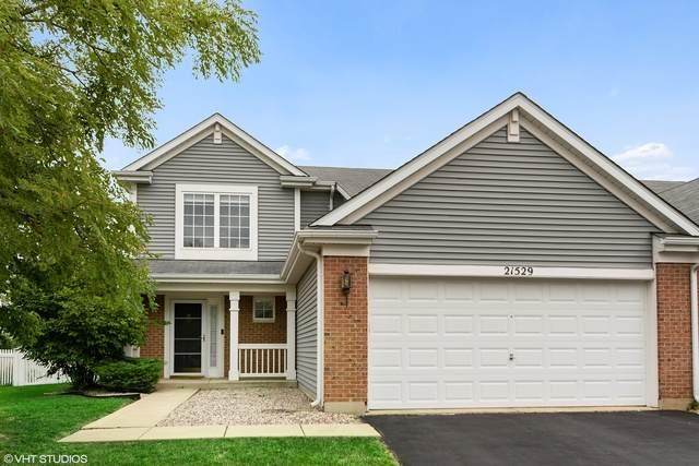 21529 Carlton Street, Crest Hill, IL 60403 (MLS #10822090) :: John Lyons Real Estate