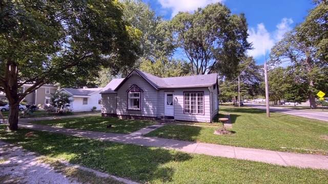 408 E Lincoln Street, ST. JOSEPH, IL 61873 (MLS #10822176) :: Littlefield Group