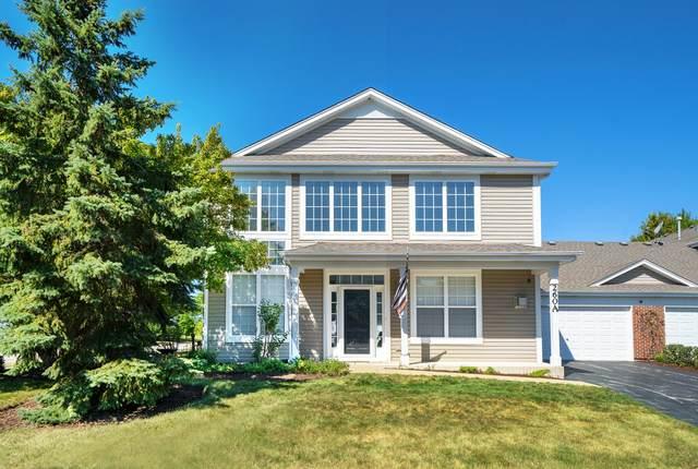 260 St James Parkway A, Sugar Grove, IL 60554 (MLS #10822218) :: John Lyons Real Estate