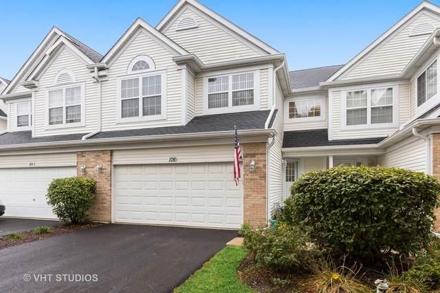 106 Tara Lane, West Chicago, IL 60185 (MLS #10822239) :: John Lyons Real Estate