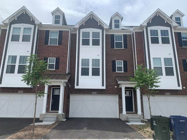 935 Coletta Circle, Naperville, IL 60563 (MLS #10822271) :: John Lyons Real Estate
