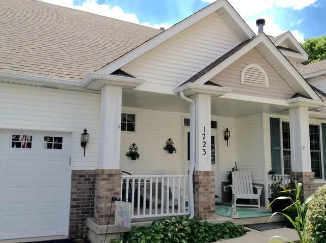 1723 Augusta Lane, Shorewood, IL 60404 (MLS #10822410) :: John Lyons Real Estate