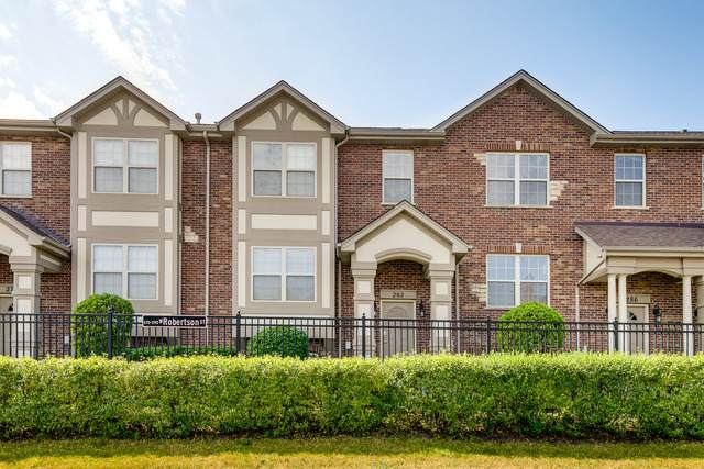 282 W Robertson Street, Palatine, IL 60067 (MLS #10822541) :: John Lyons Real Estate