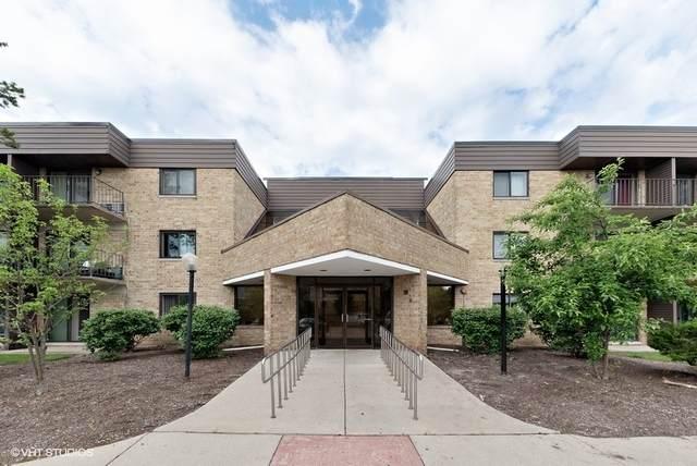 5600 Astor Lane #208, Rolling Meadows, IL 60008 (MLS #10822662) :: John Lyons Real Estate