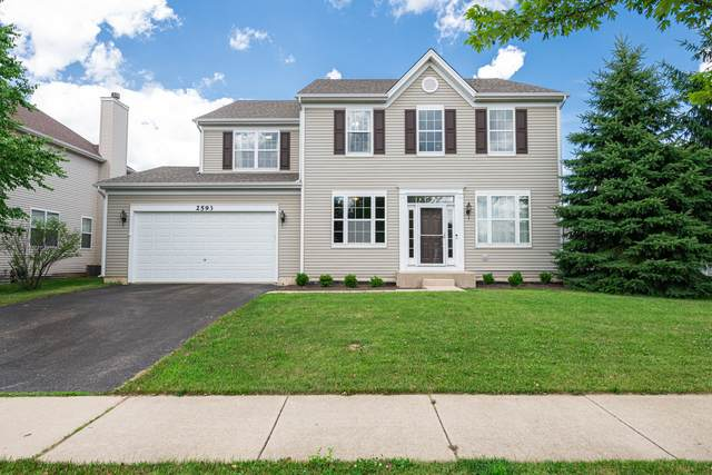 2593 Savanna Drive, Wauconda, IL 60084 (MLS #10822694) :: John Lyons Real Estate