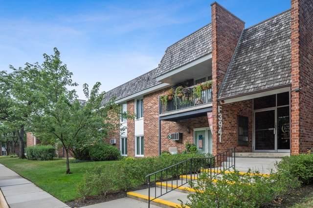 3941 Saratoga Avenue F-217, Downers Grove, IL 60515 (MLS #10822732) :: John Lyons Real Estate