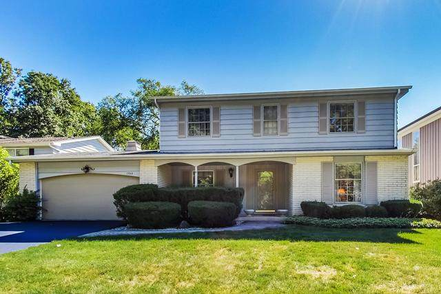 1705 Sherwood Road, Highland Park, IL 60035 (MLS #10822771) :: Property Consultants Realty
