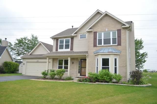 1420 Prairie Court, North Aurora, IL 60542 (MLS #10822790) :: Littlefield Group