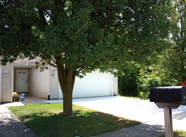 1102 Jog Road, Normal, IL 61761 (MLS #10822824) :: John Lyons Real Estate