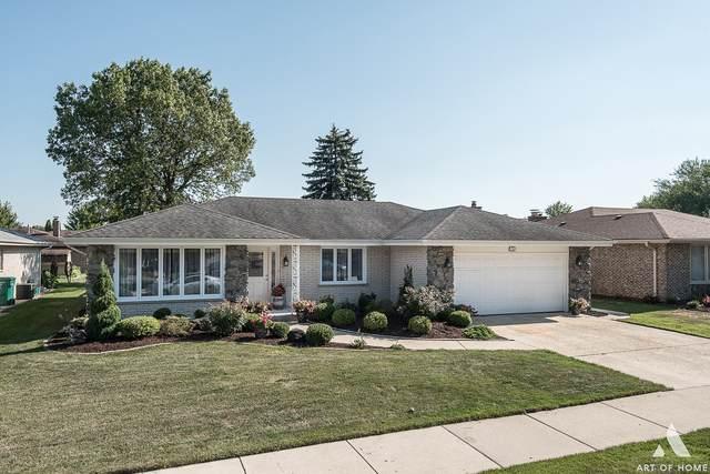 7709 Cashew Drive, Orland Park, IL 60462 (MLS #10822950) :: John Lyons Real Estate
