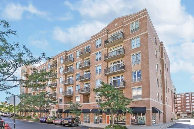 647 Metropolitan Way #209, Des Plaines, IL 60016 (MLS #10823159) :: John Lyons Real Estate
