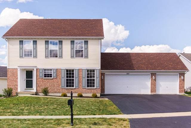 127 Berkshire Drive, Dekalb, IL 60115 (MLS #10823344) :: John Lyons Real Estate