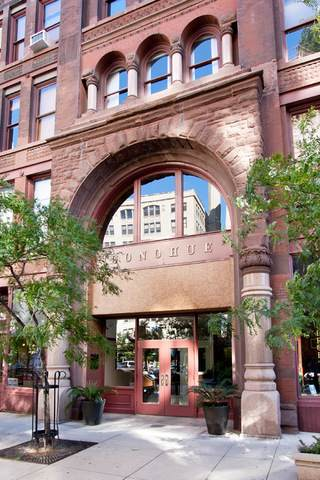 711 S Dearborn Street #403, Chicago, IL 60605 (MLS #10823440) :: John Lyons Real Estate
