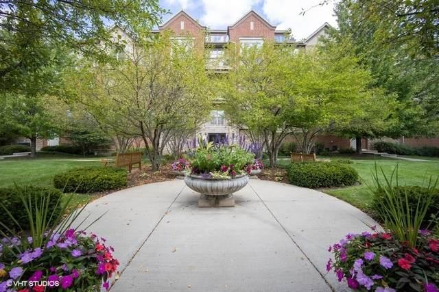1950 Farnsworth Lane #207, Northbrook, IL 60062 (MLS #10823600) :: John Lyons Real Estate