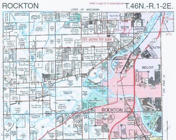 1xxx Fisher Road, South Beloit, IL 61080 (MLS #10823666) :: The Dena Furlow Team - Keller Williams Realty