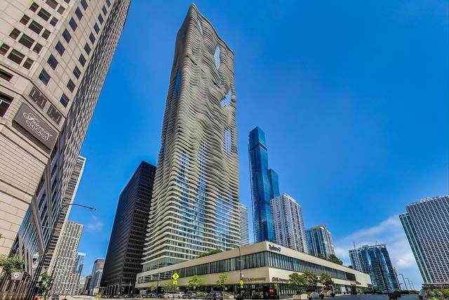 225 N Columbus Drive #5511, Chicago, IL 60601 (MLS #10823990) :: The Wexler Group at Keller Williams Preferred Realty