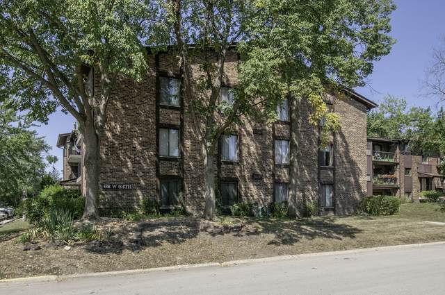 68 W 64th Street #201, Westmont, IL 60559 (MLS #10823993) :: John Lyons Real Estate