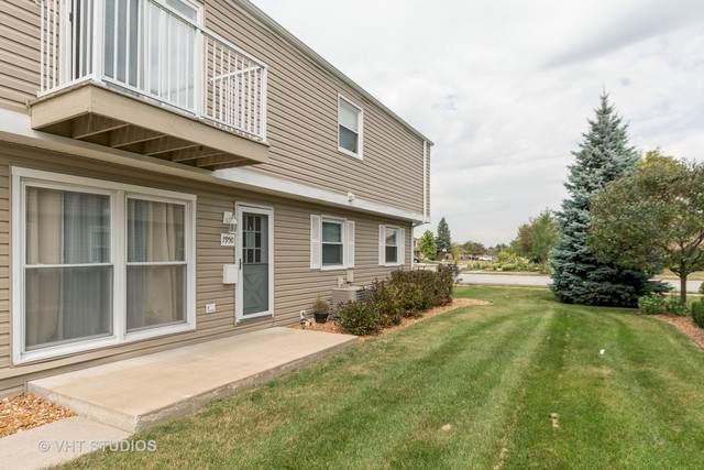 7950 163rd Place #18, Tinley Park, IL 60477 (MLS #10824115) :: John Lyons Real Estate