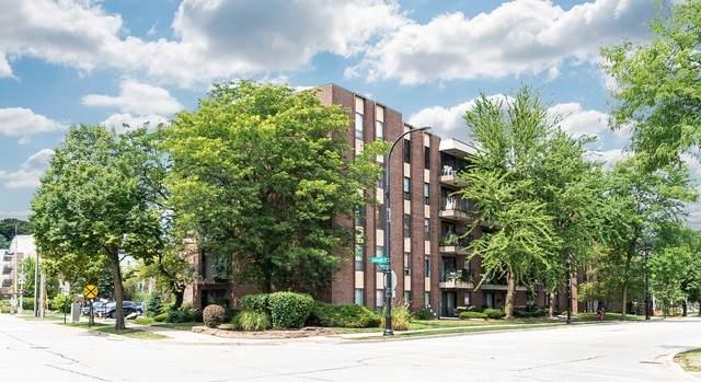 6330 Lincoln Avenue 1F, Morton Grove, IL 60053 (MLS #10824134) :: Littlefield Group